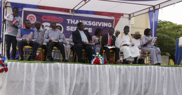 CSIR @60 THANKSGIVING SERVICE
