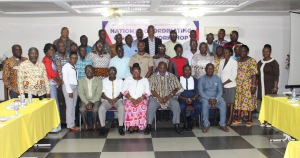 A two-day National Coordinating Workshop for the Research-Extension-Farmer-Linkages Committee (RELCs)