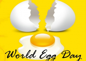 World Egg Day 2017. Ideal for Akufo-Addo's One Man, One Farm