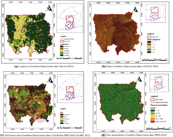 CSIR's Soil Research Institute digitizes entire soil map of Ghana