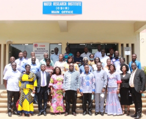 MESTI Minister advises CSIR to be more visible to Ghanaians